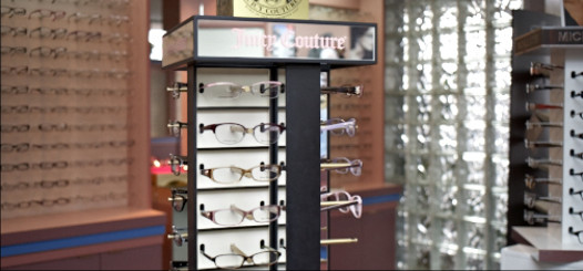 Juicy Couture sunglasses and eyeglasses in Downey