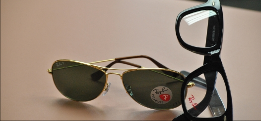 Ray-Ban sunglasses and eyeglasses in Downey
